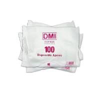 DMI semi-transparent disposable aprons