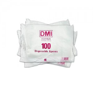 DMI semi-transparent disposable aprons