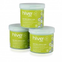 Hive Tea Tree Creme Wax