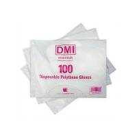 DMI Disposable Polythene Gloves x 100