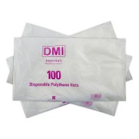 DMI Disposable Polythene Hats x 100