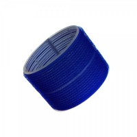Hair Tools Cling Rollers - Jumbo Dark Blue 76mm