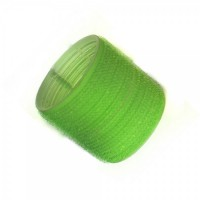 Hair Tools Cling Rollers - Jumbo Green 61mm