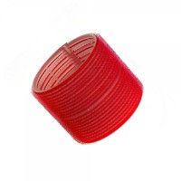 Hair Tools Cling Rollers - Jumbo Red 70mm