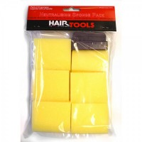 Hair Tools Neutralising Sponge Pack