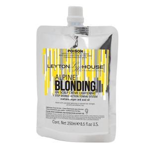 Leyton House Alpine Blonding Creme
