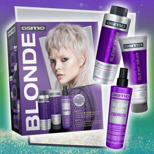 OSMO Blonde Super Silver Gift Pack
