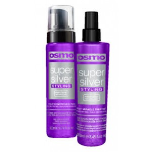 OSMO Super Silver Styling Violet Miracle Treatment