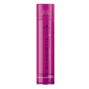 Schwarzkopf Silhouette Color Brilliance Strong Hold Hairspray 750ml