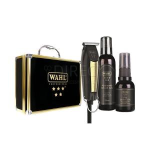 Wahl Limited Edition Black & Gold Detailer T Blade Trimmer