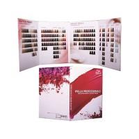 Wella Koleston Perfect & Color Touch Colour Chart